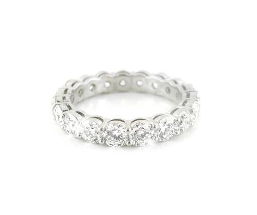 Diamond Eternity Ring 002
