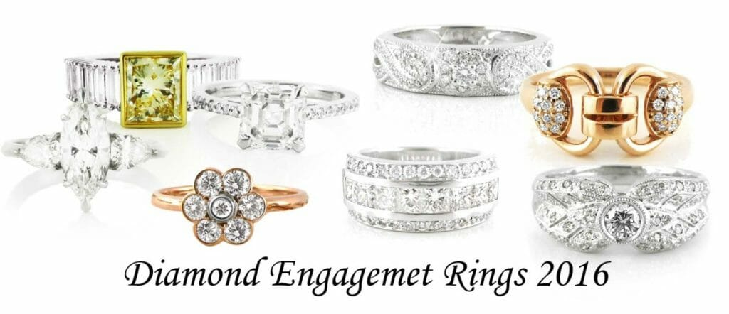 Diamond Trends, Engagement Rings & You 2