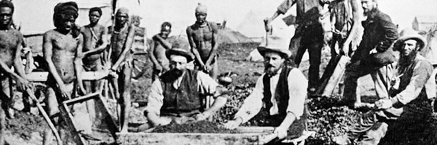 The History of Diamonds in South Africa 5