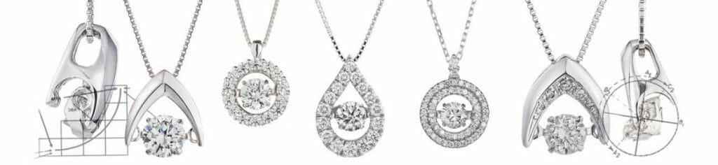 Dancing diamonds start a jewellery revolution 1