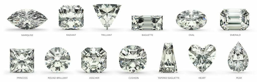 Diamond Engagement Rings 101 – Choosing the Cut 1