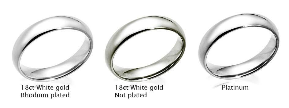 Diamond Engagement Rings 101 – White Gold vs. Platinum 4