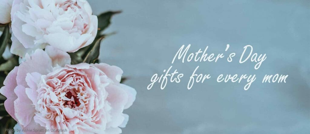 Mothers Day | Pink Roses with a Mothers Day message.