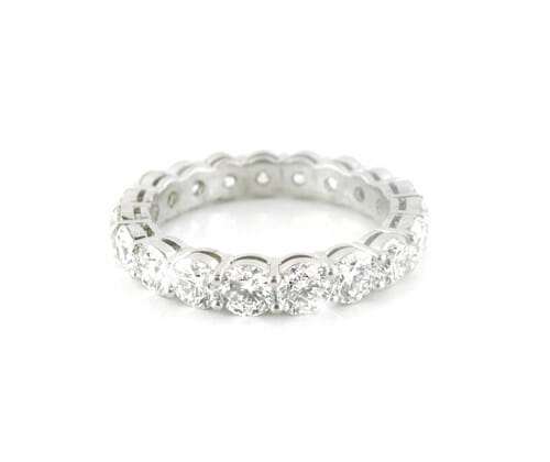 Diamond Eternity Ring 002