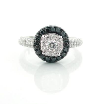 Black and White Diamond Jewellery 20