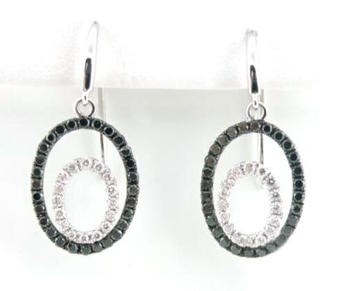 Black and White Diamond Jewellery 37