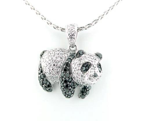Black and White Diamond Jewellery 31