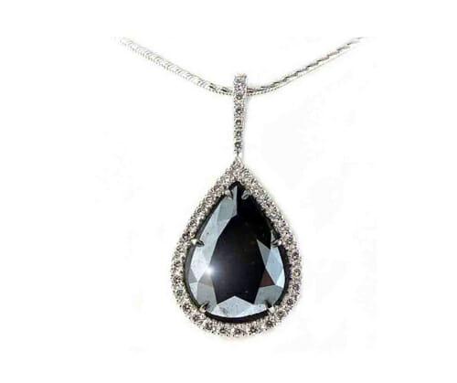 Black and White Diamond Jewellery 27