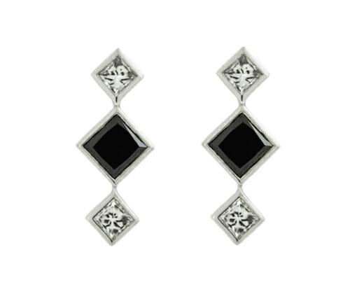 Black and White Diamond Jewellery 41