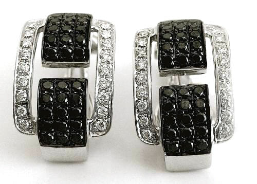 Black and White Diamond Jewellery 32