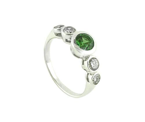 Coloured Gemstone Jewellery 12