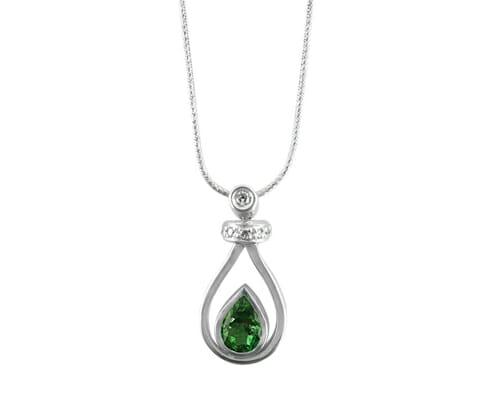 Coloured Gemstone Jewellery 14
