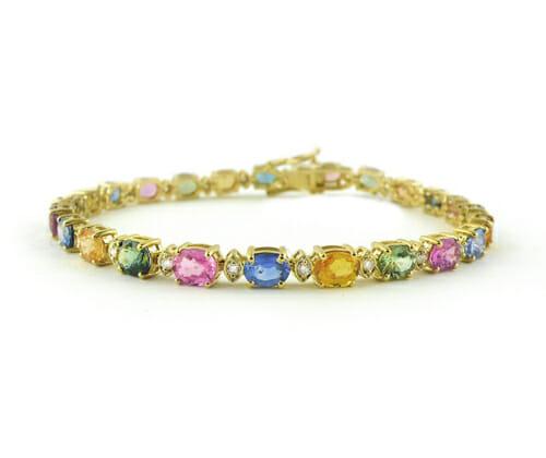 Coloured Gemstone Jewellery 30