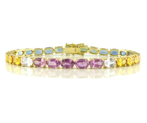Coloured Gemstone Jewellery 31