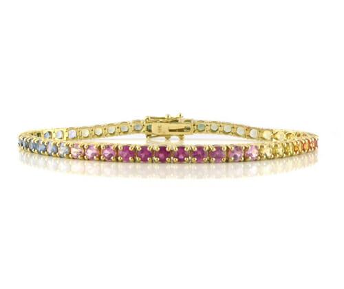 Coloured Gemstone Jewellery 32