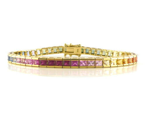 Coloured Gemstone Jewellery 33