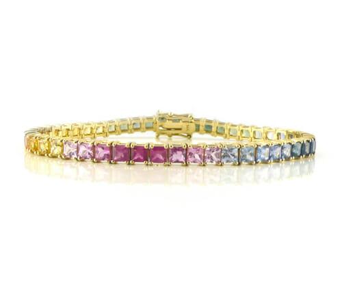 Coloured Gemstone Jewellery 34