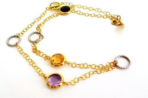 Coloured Gemstone Jewellery 52