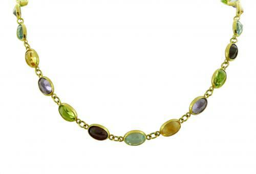 Coloured Gemstone Jewellery 57