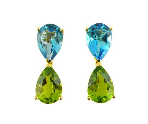 Coloured Gemstone Jewellery 39