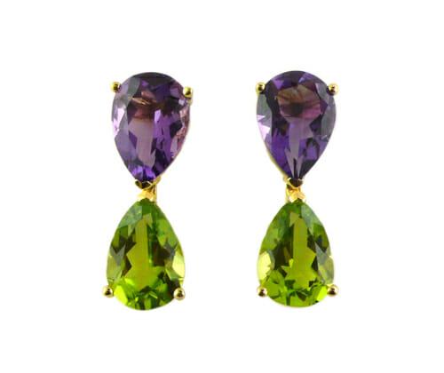 Coloured Gemstone Jewellery 42