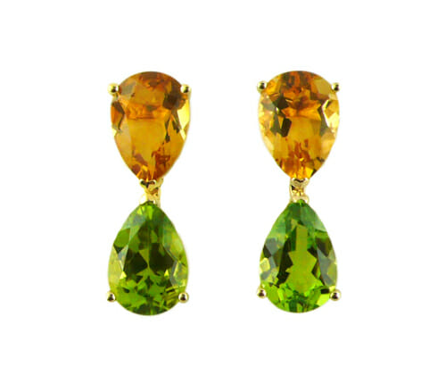 Coloured Gemstone Jewellery 40