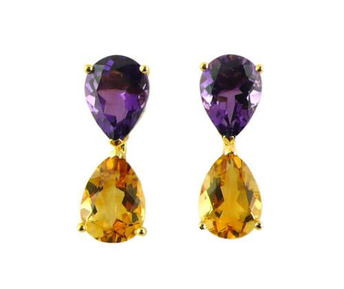 Coloured Gemstone Jewellery 44