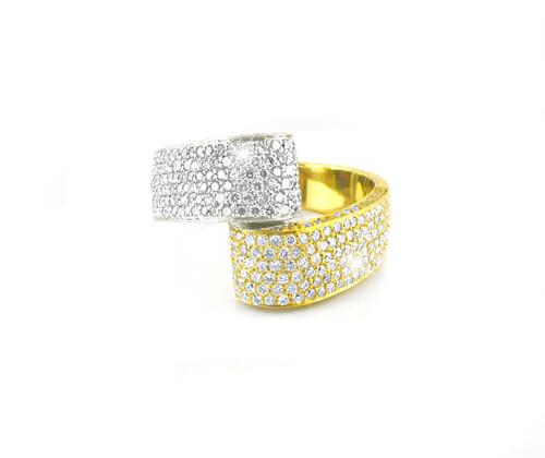 Diamond Dress Rings 15