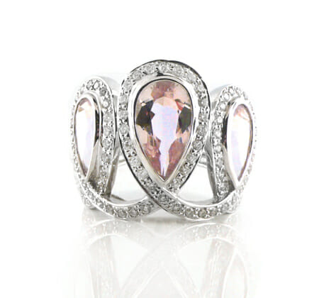 Diamond Dress Rings 26