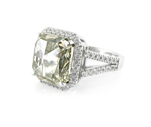 Diamond Dress Rings 12