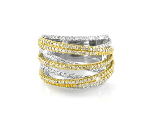 Diamond Dress Rings 21