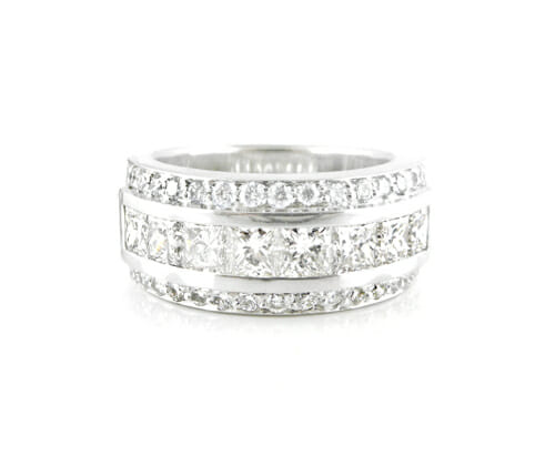 Diamond Dress Rings 24