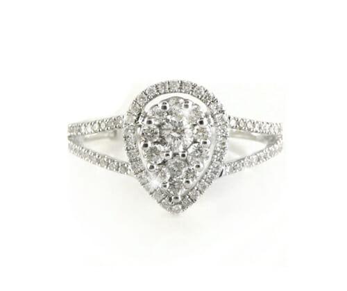 Diamond Dress Rings 29