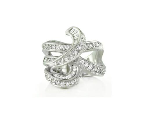 Diamond Dress Rings 10