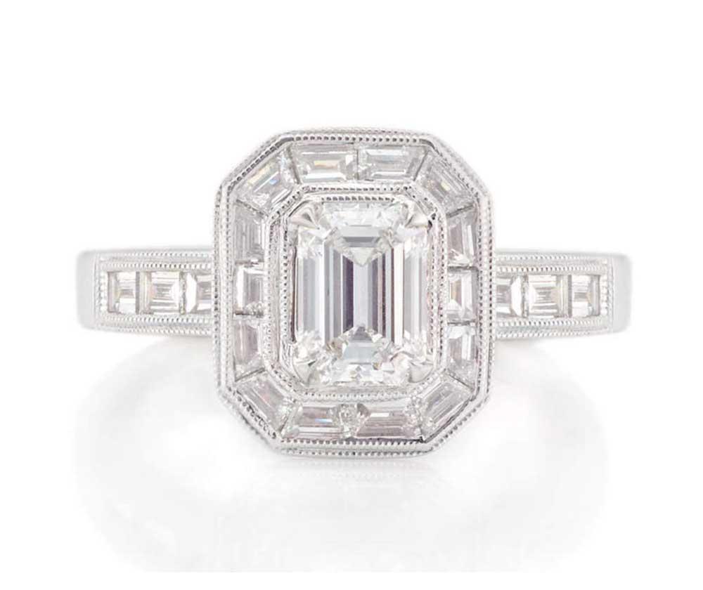 Diamond Dress Rings 1