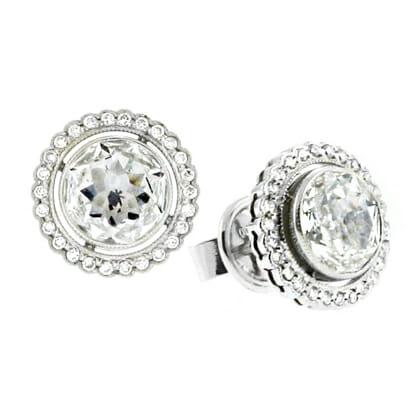 Rose Cut Diamonds 1