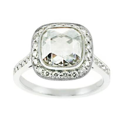 Rose Cut Diamonds 3