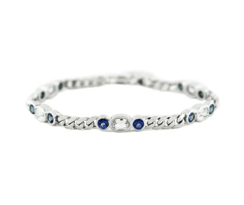 Tanzanite Bracelets and Bangles 5