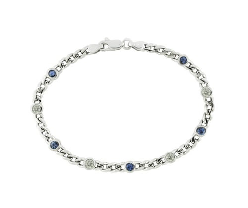 Tanzanite Bracelets and Bangles 7