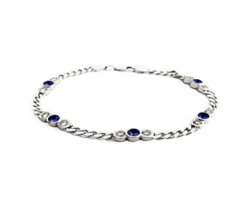 Tanzanite Bracelets and Bangles 9