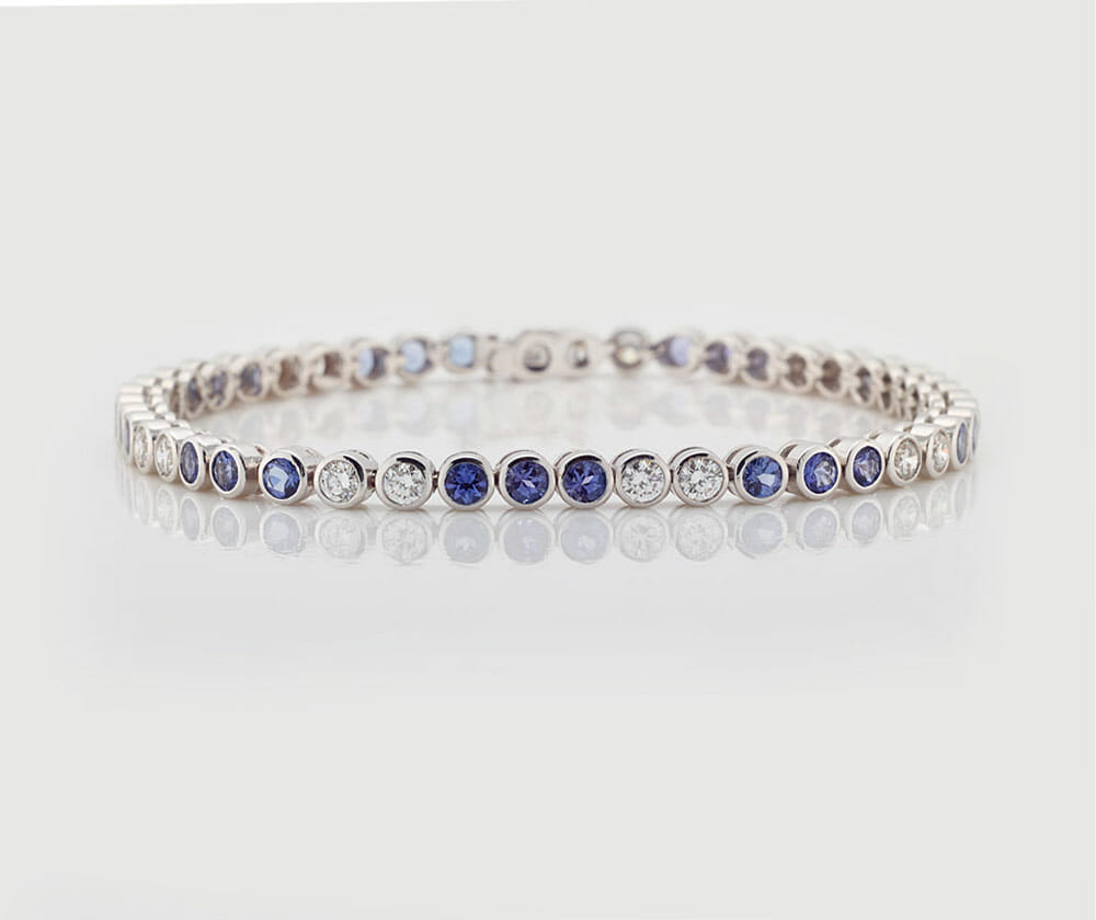 Tanzanite Bracelets and Bangles 3
