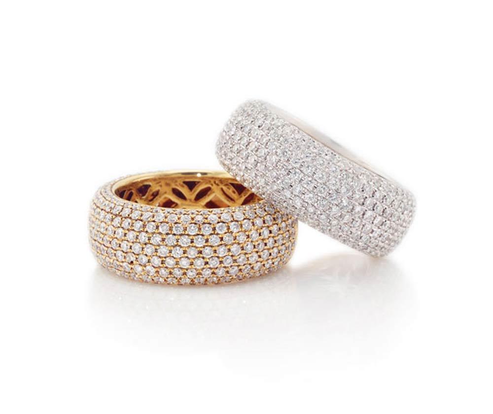 Diamond Dress Rings 5
