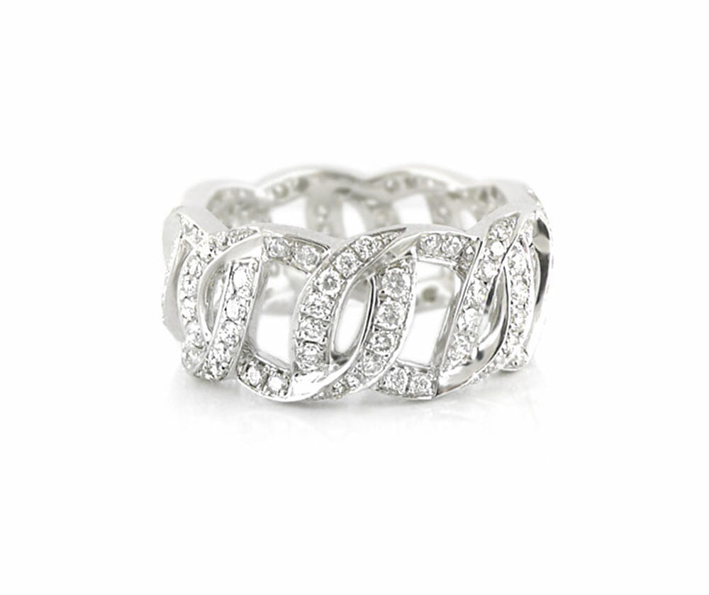 Diamond Dress Rings 14