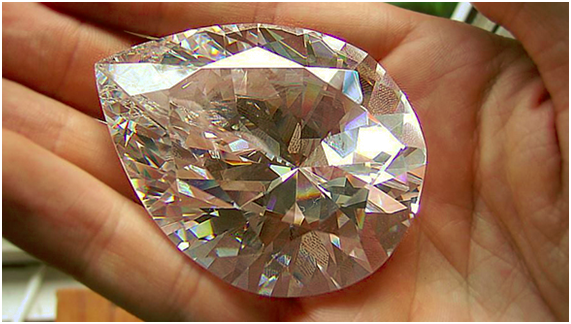 The Dudley Diamond Image From kimberly.org.za | A History of Diamonds