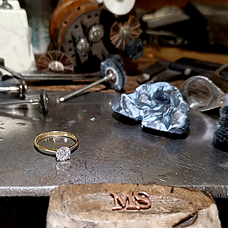 The Custom Made Jewellery Process 2